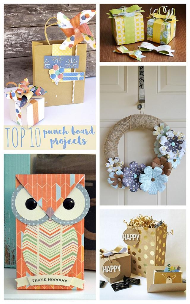 top ten punch board projects