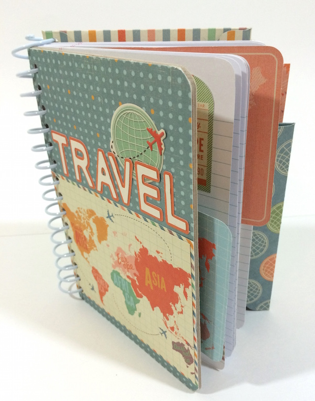Travel Journal by Traci Penrod1