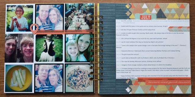 Aly Dosdall Year In Review Cinch Book