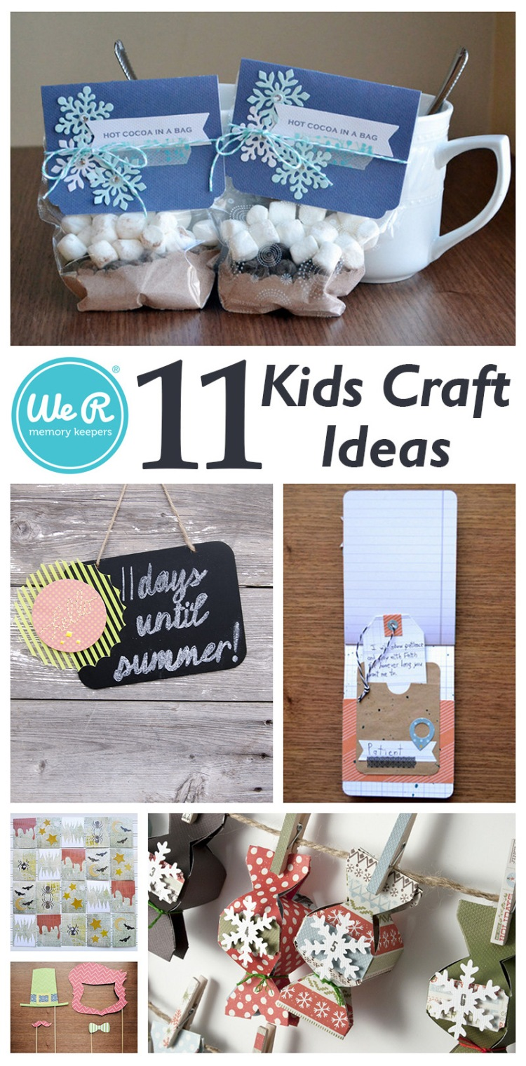 kids craft round up