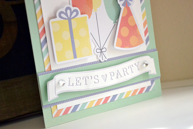 lets party embossing folder card by aly dosdall_close