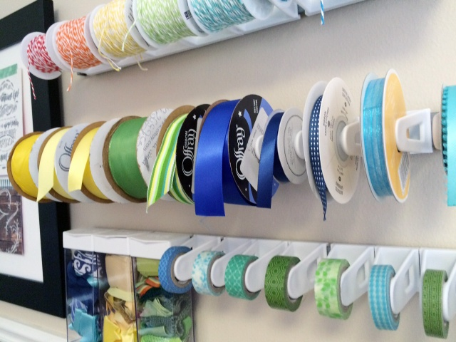 we r snap storage ribbon clips by aly dosdall