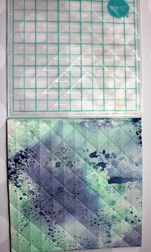 Next Level Geometric Emossing Folder by Samantha Taylor 5