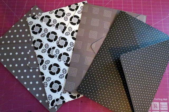 Envelope Punch Board We R Memory Keepers Blog