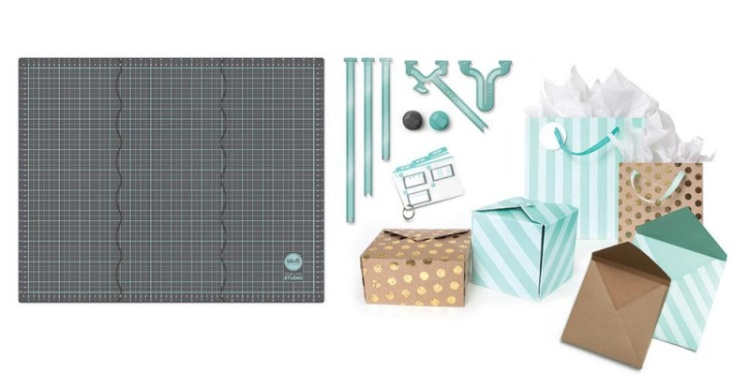 Template Studio Starter Kit from We R Memory Keepers #templatestudio #wermemorykeepers