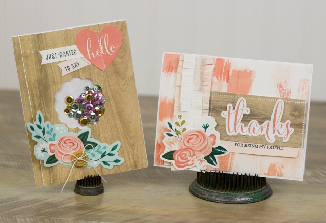 FUSEables card set by Corri Garza for We R Memory Keepers #wermemorykeepers #FUSEables