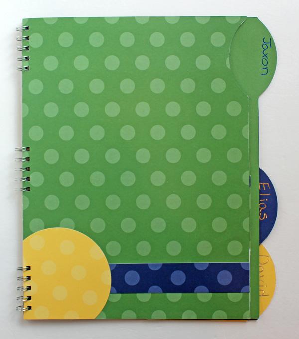 Template Studio File Folder Keepsake Holder by Samantha Taylor 1
