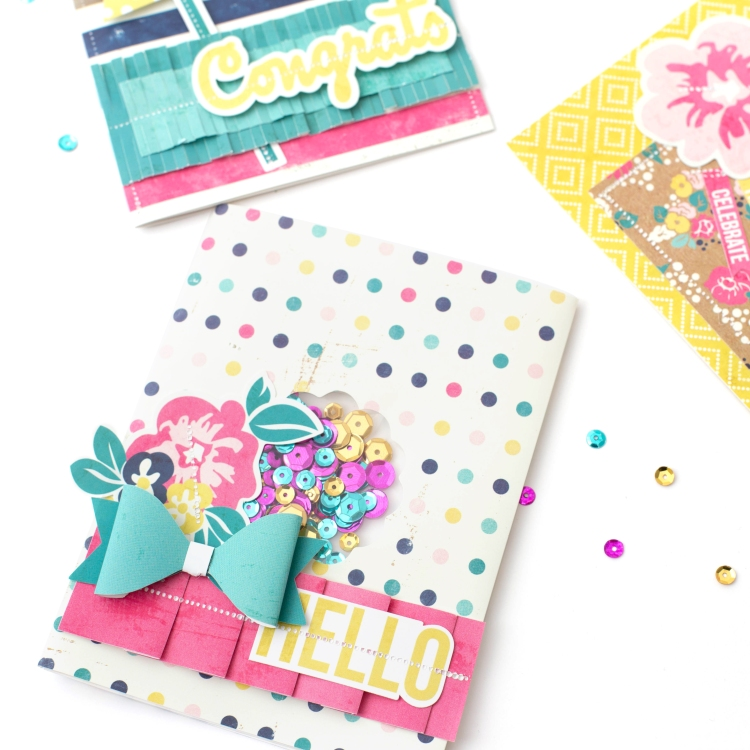 We R Memory Keepers Fuseables Cards