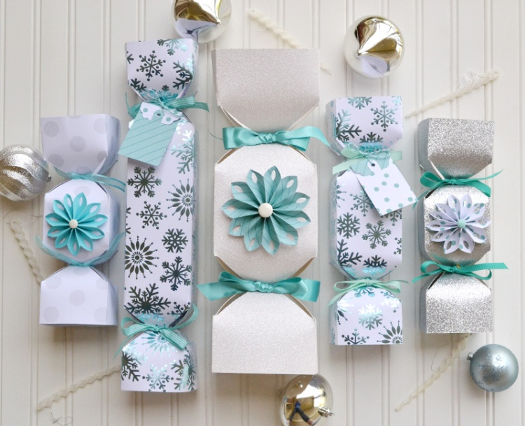 Holiday Candy Boxes by Aly Dosdall