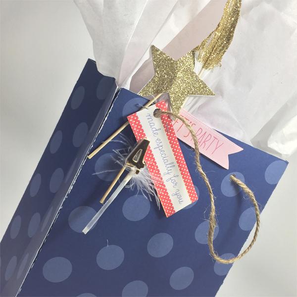 Patriotic Gift Packaging by Aimee Maddern for We R Memory Keepers