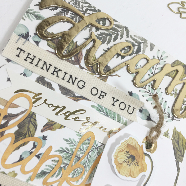 Thankful Card by Aimee Maddern 5