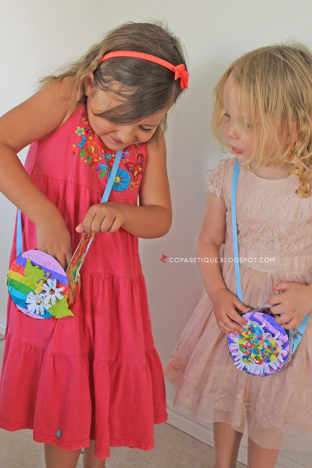 Mini Piñata Purses by Chantalle McDaniel 1