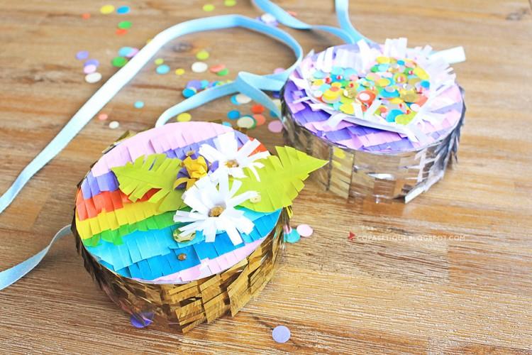 Mini Piñata Purses by Chantalle McDaniel