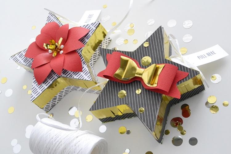 Star Mini Pinata Gift Boxes 1