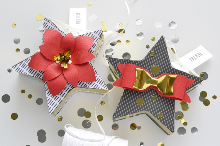 Star Mini Pinata Gift Boxes 2
