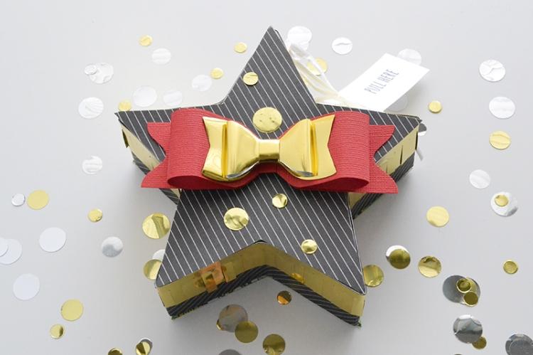 Star Mini Pinata Gift Boxes 3