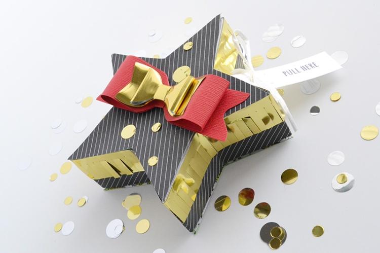 Star Mini Pinata Gift Boxes 4