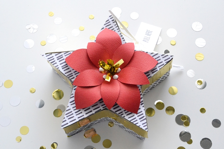 Star Mini Pinata Gift Boxes 5
