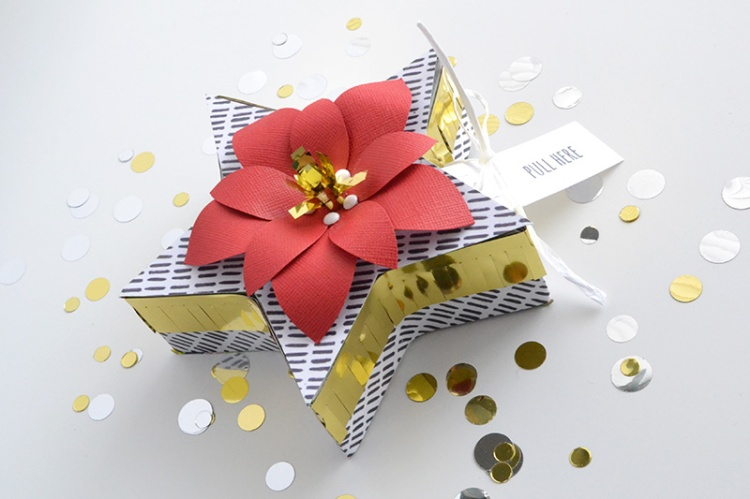 Star Mini Pinata Gift Boxes 6