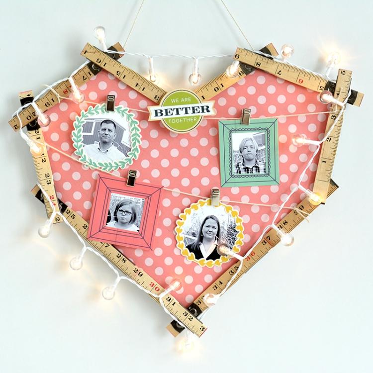 Ruler Studio Heart Frame 8
