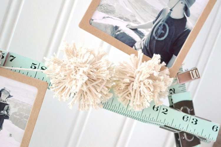 Ruler Studio Monogram Photo Display by Aly Dosdall 3