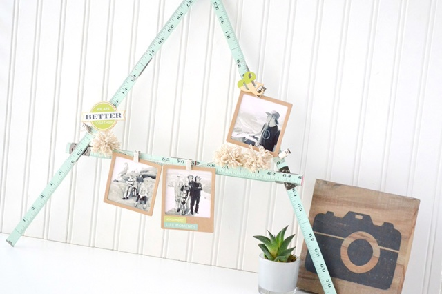 Ruler Studio Monogram Photo Display by Aly Dosdall 6