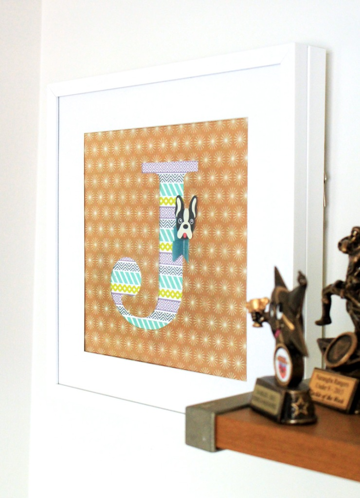 Washi Tape Wall Art featuring the We R Memory Keepers Organization Gallery by Chantalle McDaniel
