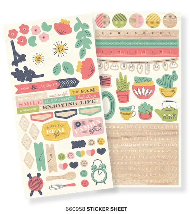 WR_HoneyI'mHome Sticker Sheet