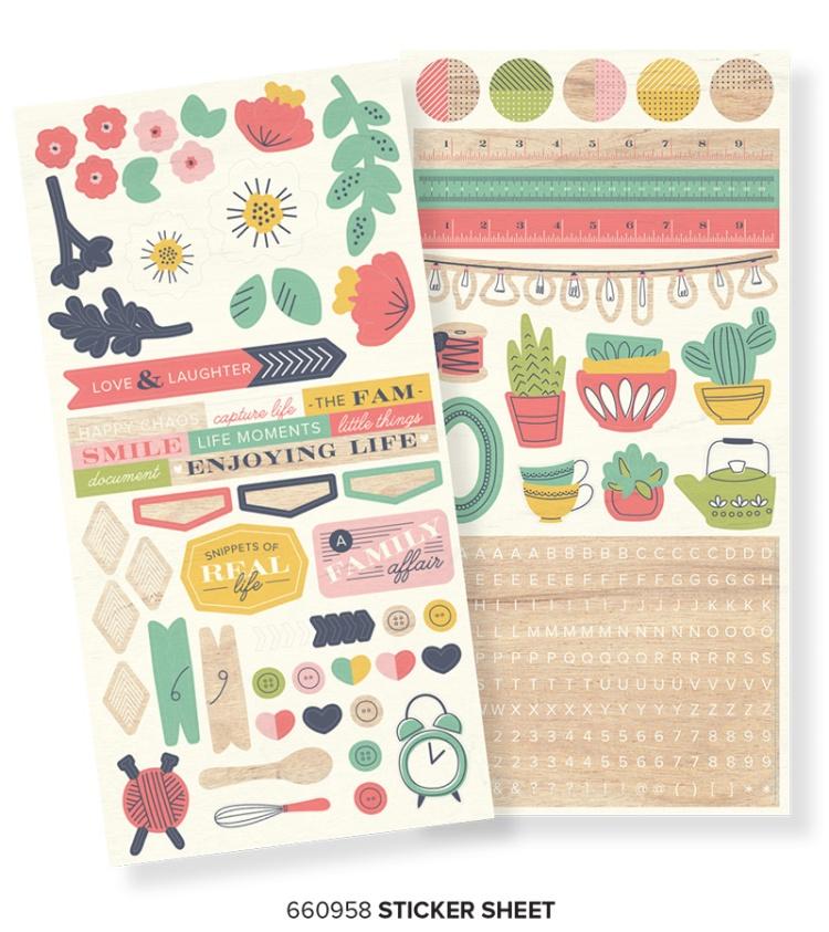 WR_HoneyI'mHome Sticker Sheet