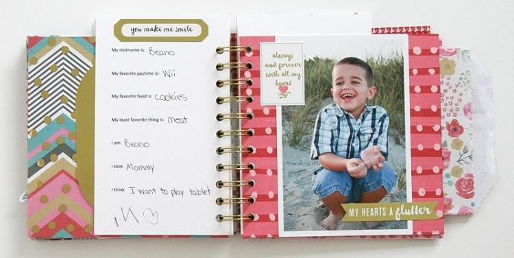A Mini Book by Wendy Antenucci-3