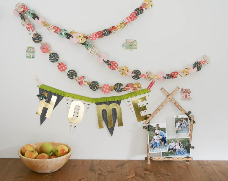 Home Banner by Wendy Antenucci for We R Memory Keepers