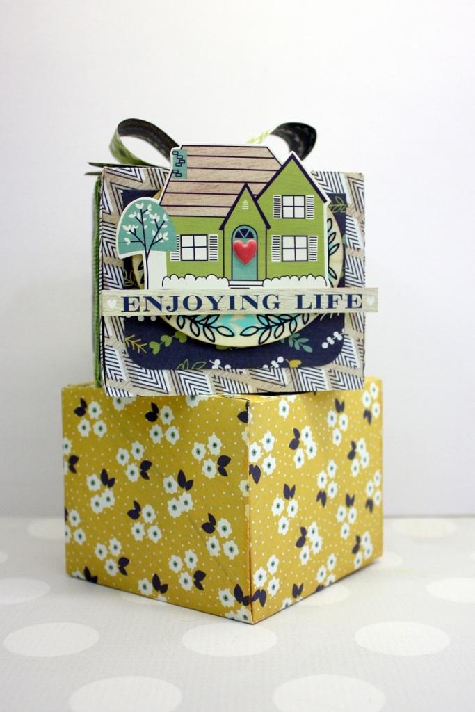 Shellye McDaniel-123 Bunch Board Gift Box Honey I'm Home1