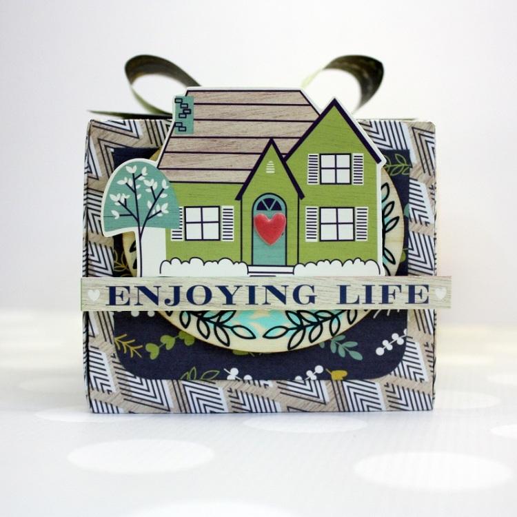 Shellye McDaniel-123 Bunch Board Gift Box Honey I'm Home4