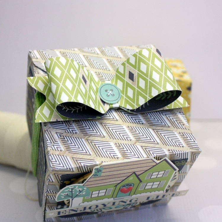 Shellye McDaniel-123 Bunch Board Gift Box Honey I'm Home6