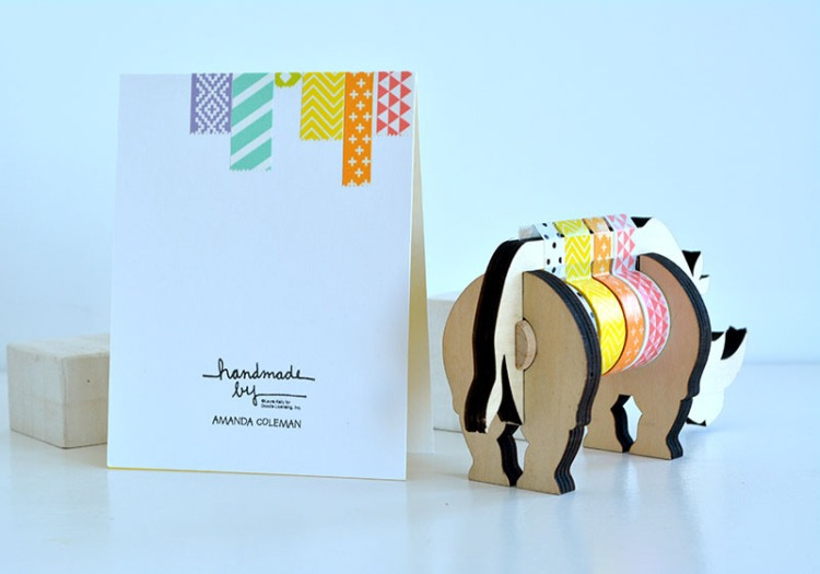 Washi Tape Cards 5