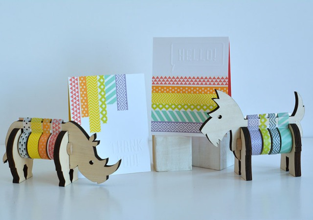Washi Tape Cards 6