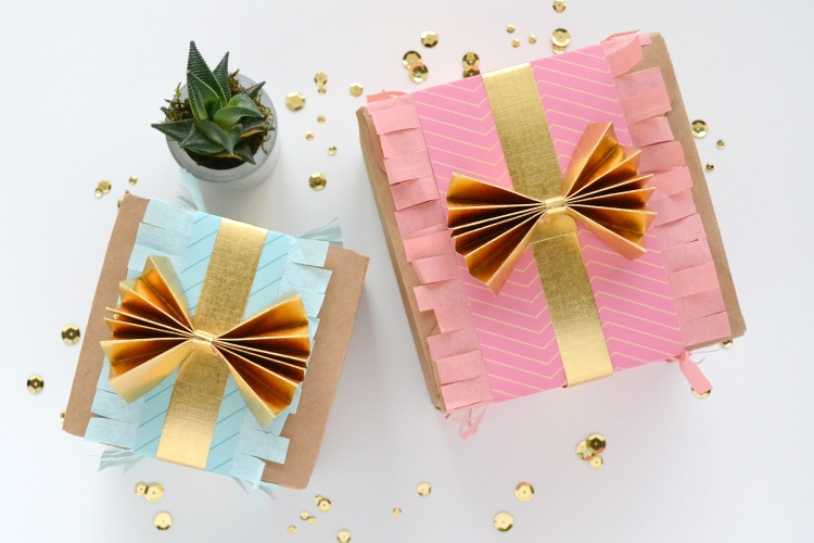 Fringe Gift Boxes by Aly Dosdall 1