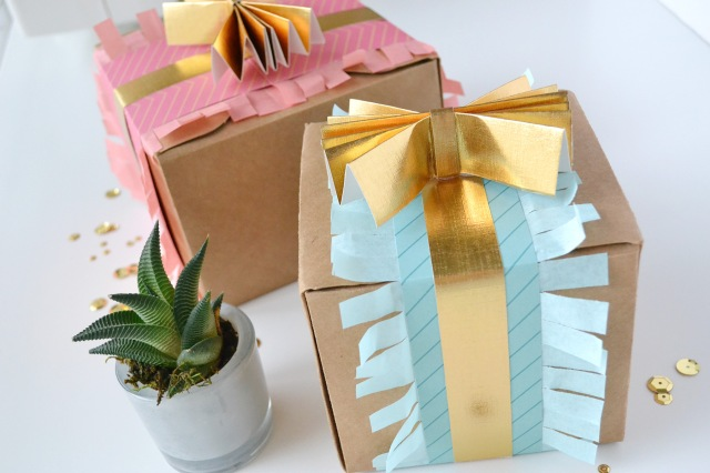 Fringe Gift Boxes by Aly Dosdall 2