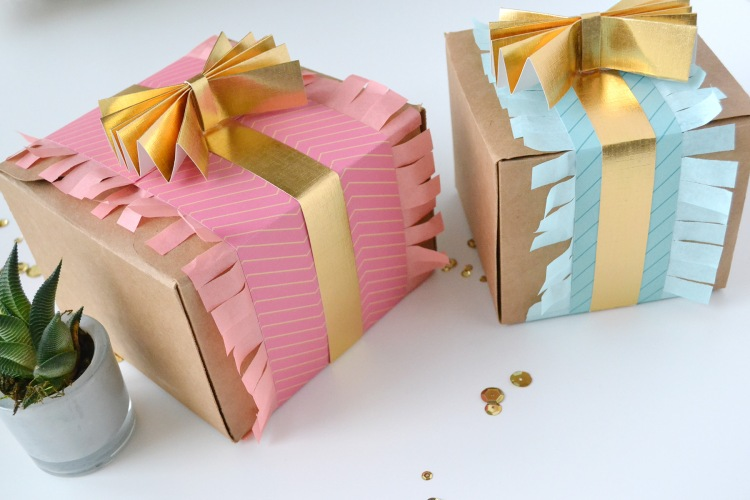 Fringe Gift Boxes by Aly Dosdall 3
