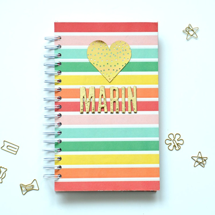 Goodie Bag Notebook 2