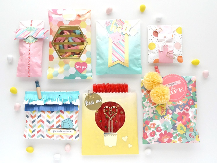 Goodie Bags by Aly Dosdall