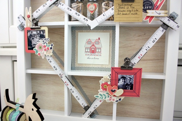 Shellye McDaniel-Honey I'm Home Storage Frame2