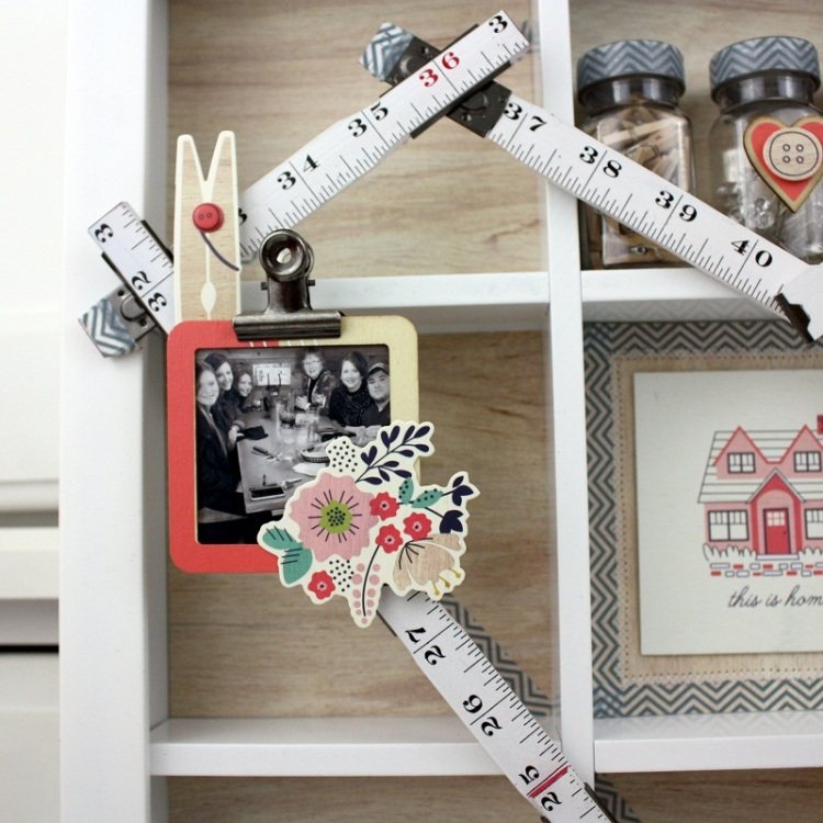 Shellye McDaniel-Honey I'm Home Storage Frame4