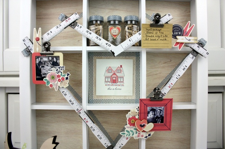 Shellye McDaniel-Honey I'm Home Storage Frame6