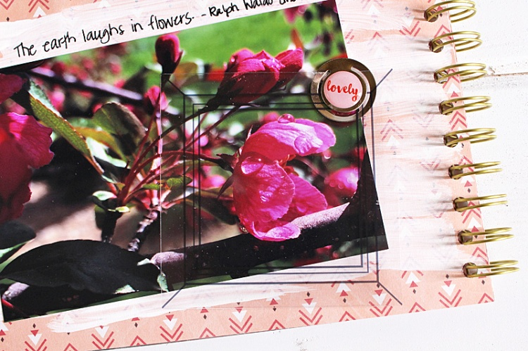 spring mini album 4 Kimberly Crawford