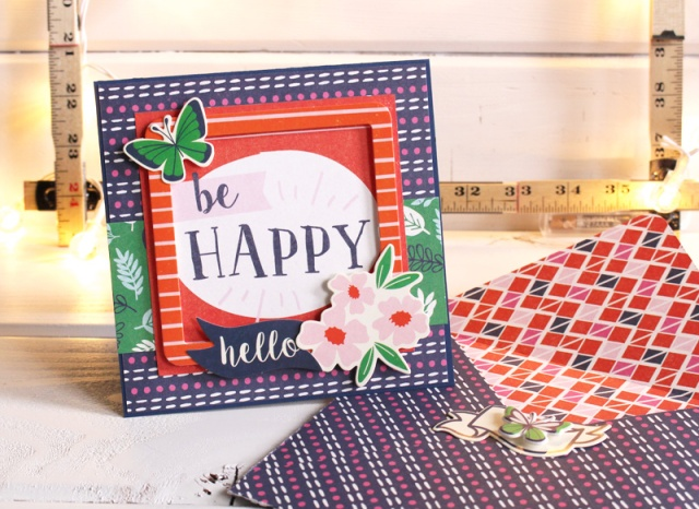 be happy card 2 Kimberly Crawford