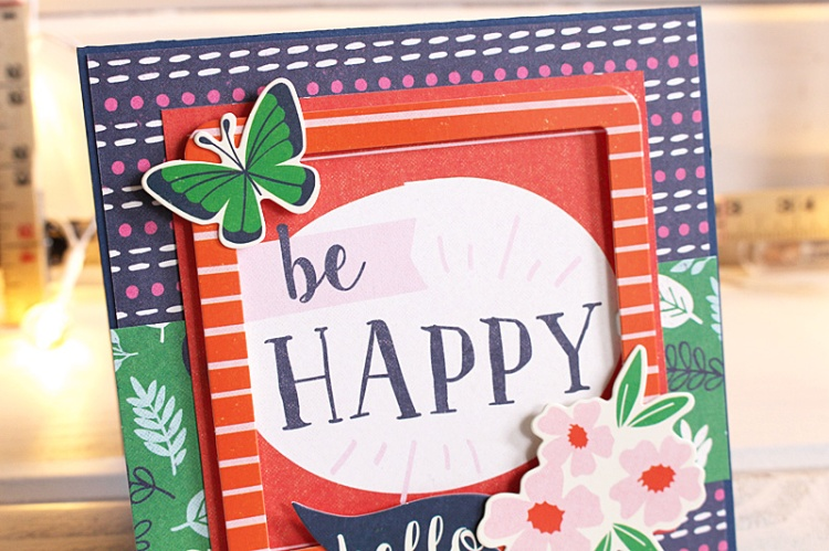 be happy card 4 Kimberly Crawford