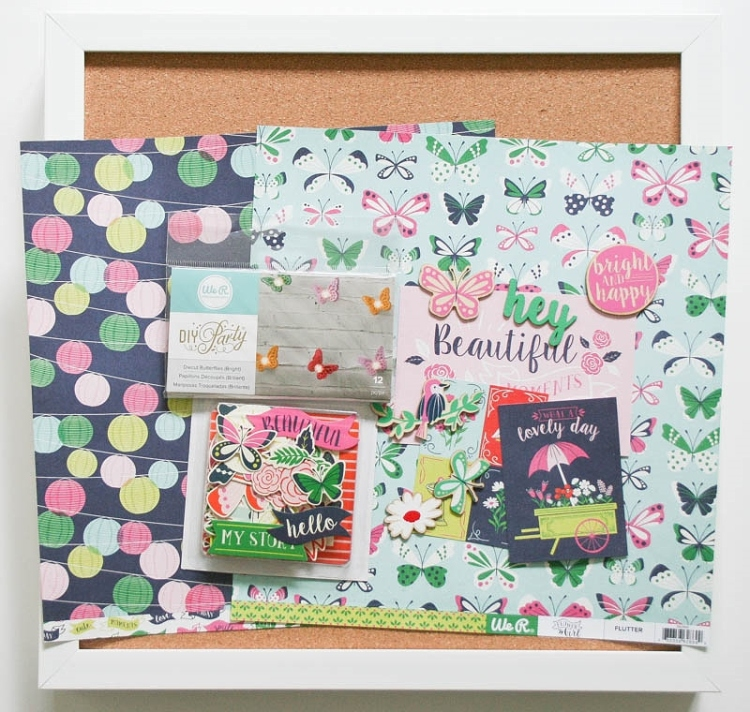 Beautiful Moments Board by Wendy Antenucci-1