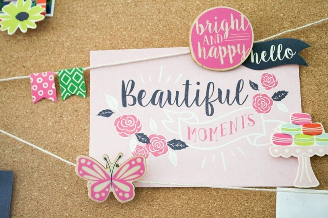 Beautiful Moments Board by Wendy Antenucci-3