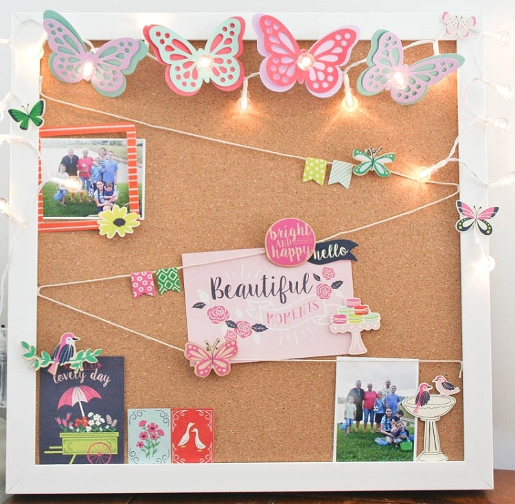 Beautiful Moments Board by Wendy Antenucci-6